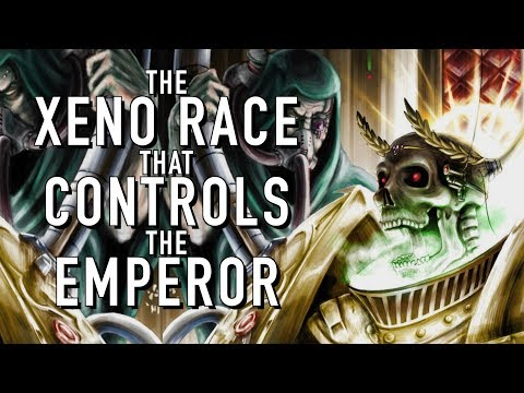 40 Facts and Lore on the Cryptos Xenos Race Warhammer 40k