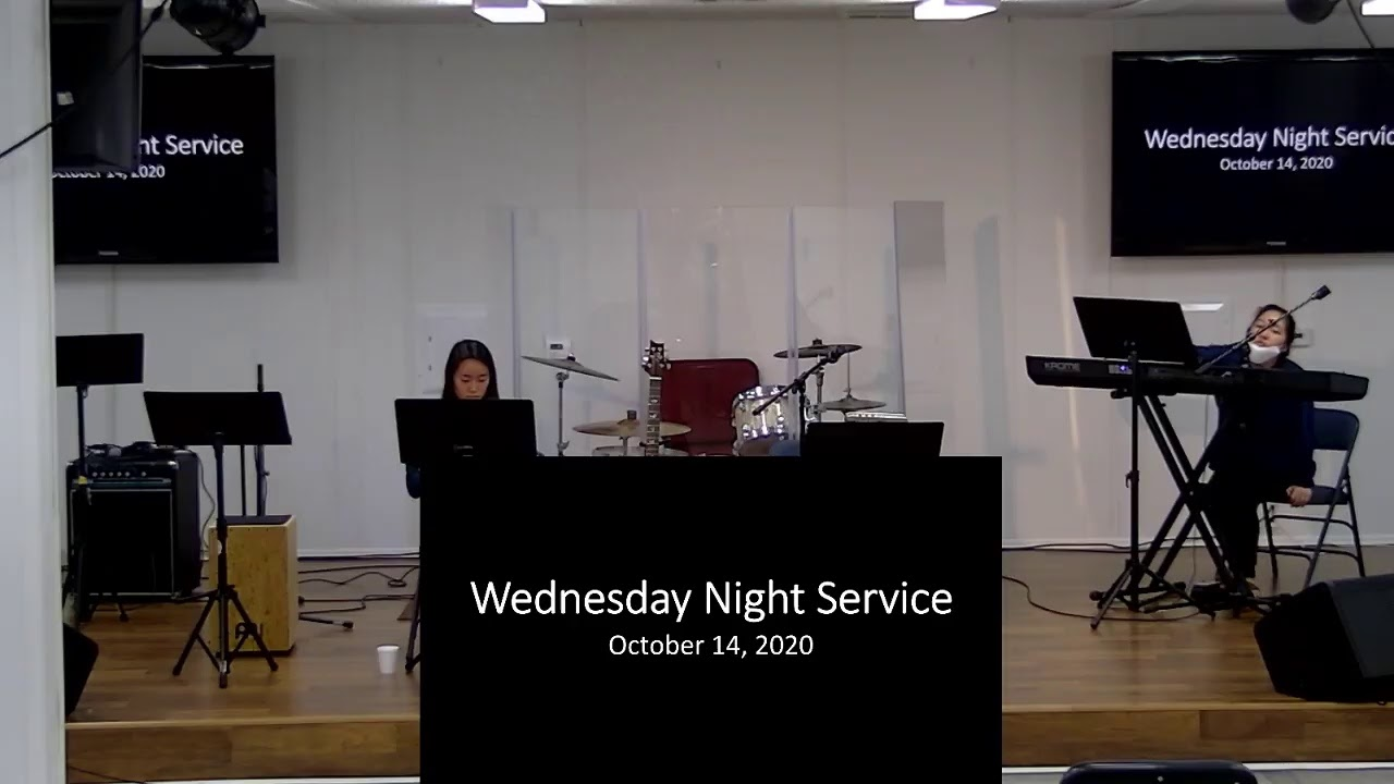 Wednesday Praise 10/14/2020