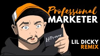Chris Record - PROFESSIONAL MARKETER ft. Mic Known (Lil Dicky x Snoop Dogg Remix)
