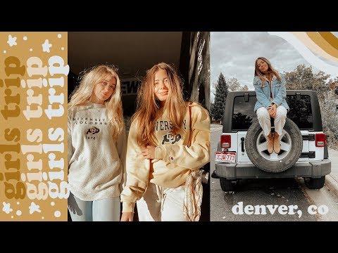 Girls Trip To Denver Colorado
