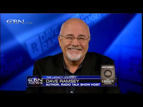 Dave Ramseys Radical View of Biblical Wealth