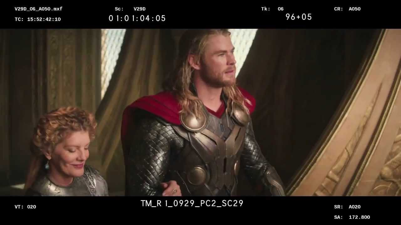 Thor: The Dark World deleted scene - Thor & Frigga discuss Loki - Official   HD