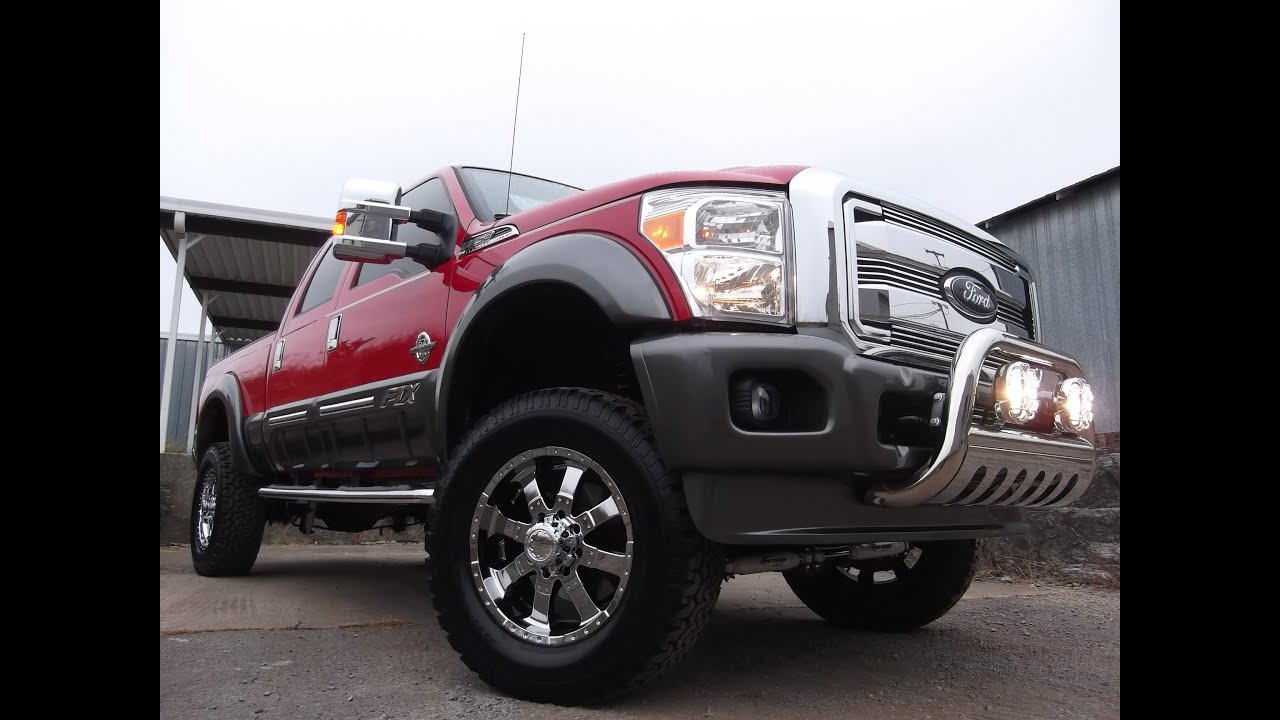 SOLD! TUSCANY F250 FTX - FORD OF MURFREESBORO - YouTube