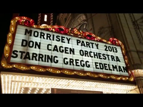 Broadway Star Gregg Edelman and The Don Cagen Orchestra!