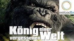 König einer vergessenen Welt (Abenteuerfilme auf Deutsch in voller Länge)