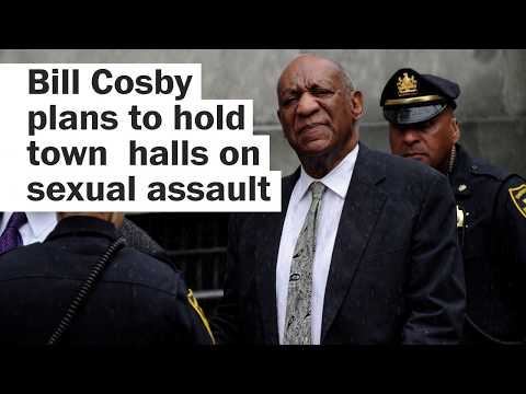 Bill Cosby to host town halls on sexual assault accusations