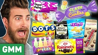 Download Worst Halloween Candy Taste Test (Day 1) Mp3 and Videos