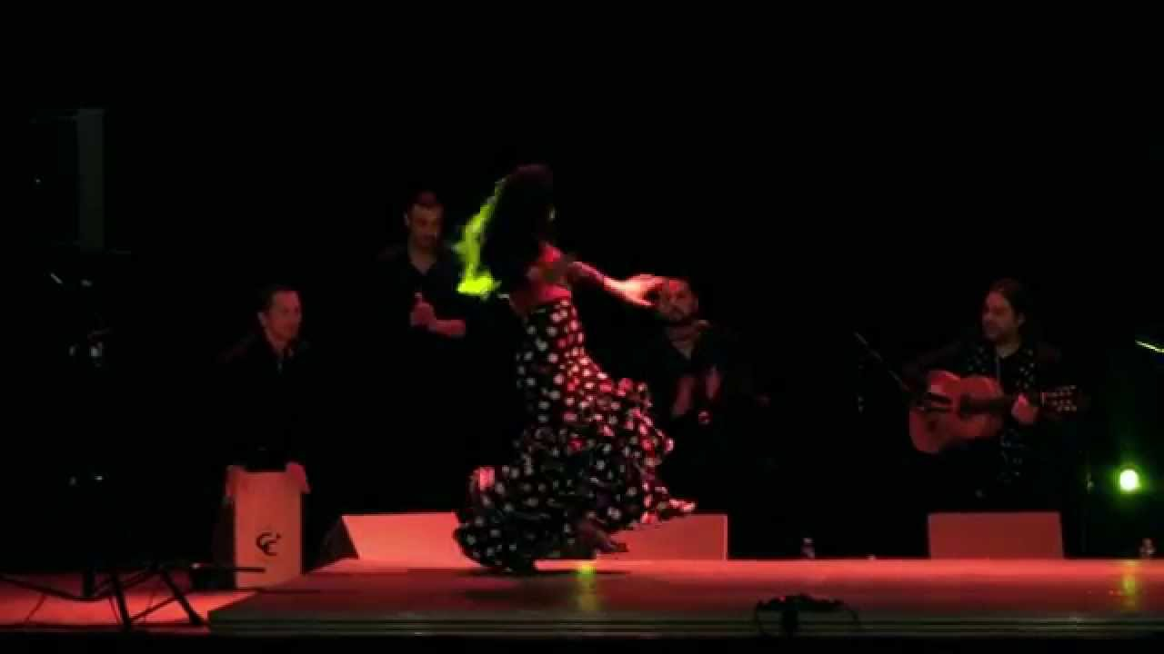 Julianna Ymira : Alegria - Flamenco Lyon-Marseille
