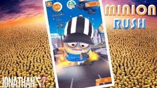 Minion Rush para Android en Español