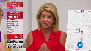 HSN | Paper Crafting Tools & Supplies 05.02.2018 - 01 PM