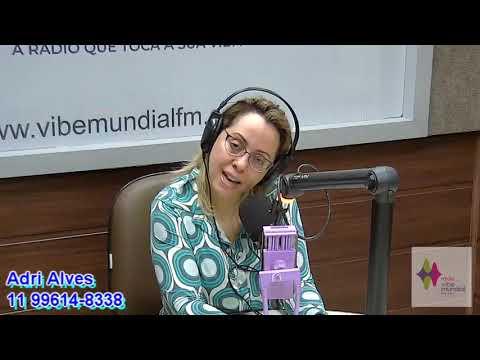 Divina Matrix - Adri Alves - 27-01-2020 - Vibe Mundial