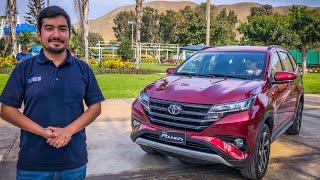 Nuevo Toyota Rush 2019 - En Vivo