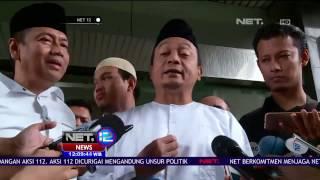 Live Pemeriksaan Ketua GNPF MUI Bachtiar Nasir - NET12