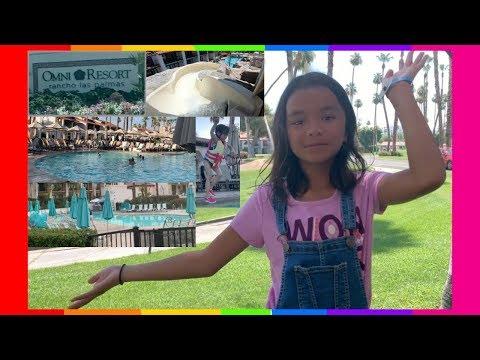 OMNI Resort Rancho Las Palmas Summer Fun