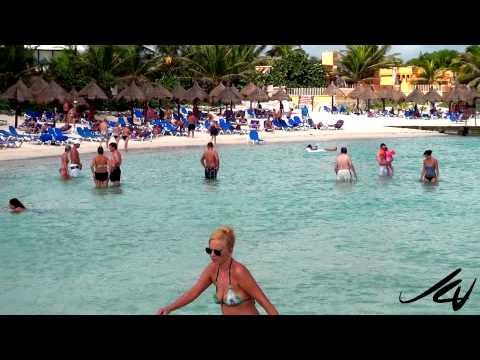 Gran Bahia Principe Akumal Hotel and Spa - Riviera Maya Mexico - YouTube