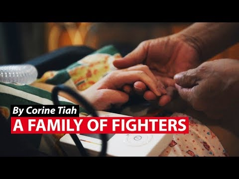 A Family of Fighters: Defying Brain Cancer | CNA Insider