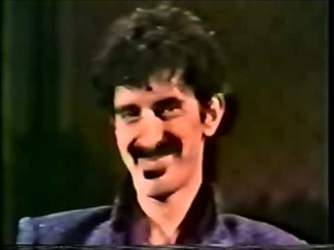 Frank Zappa on Censorship, Political Correctness, and the Anti-Defamation League