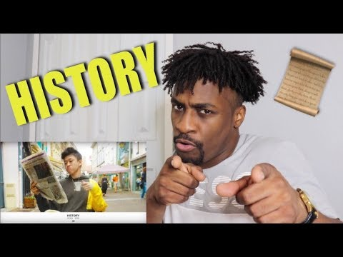 Rich Brian - History (Official Video) REACTION