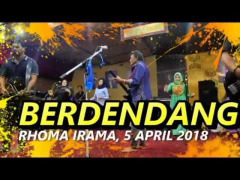 rhoma irama lagu berdendang, latihan 5 april 2018