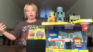 I GOT A FISH!!! - New Fish and SpongeBob Aquarium Unboxing!
