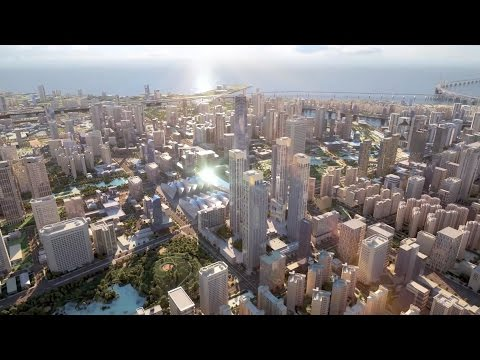Thumbnail: THE FUTURE OF CITIES