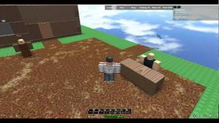roblox- noob attack End of the world
