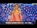 Luli Fama Feminine Paraiso Fashion Fair 2019  Collection | FashionTV | FTV