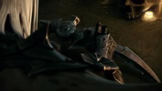 Diablo III -  Rise of the Necromancer Reveal Trailer