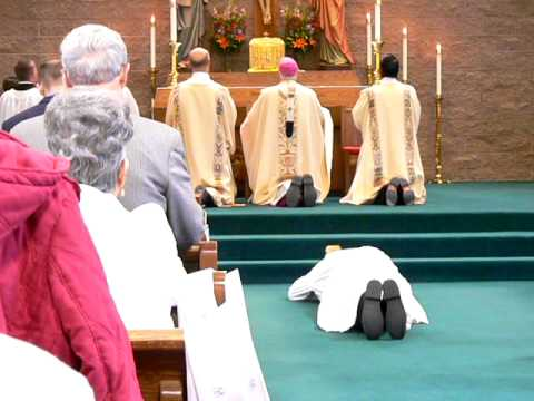 Prostration & Litany of the Saints