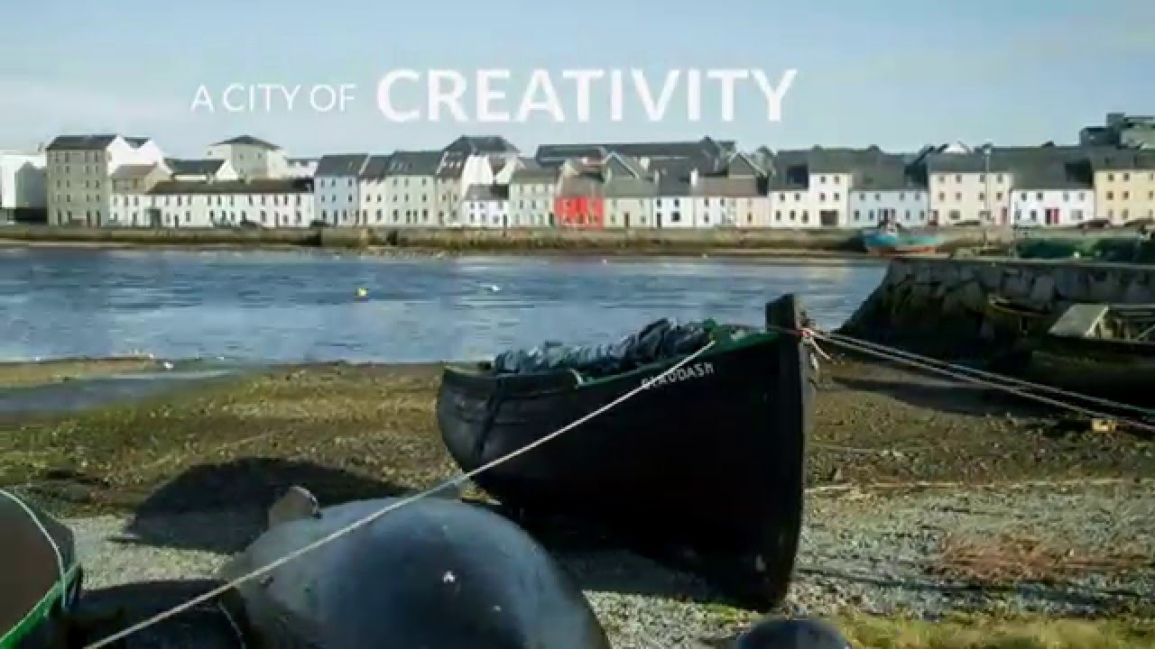 Research and Innovation at NUI Galway - Bringing Bold Ideas to Life