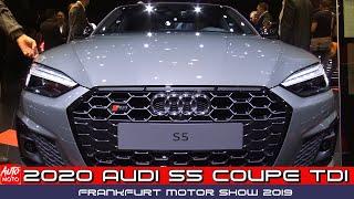 2020 Audi S5 Coupe TDI - Exterior And Interior - Frankfurt Motor Show 2019