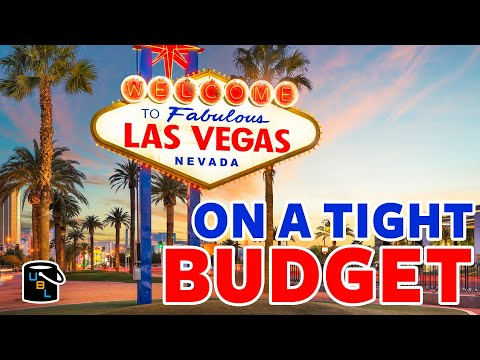 Las Vegas on a Strict Budget - Cheap Holiday USA Travel Tips
