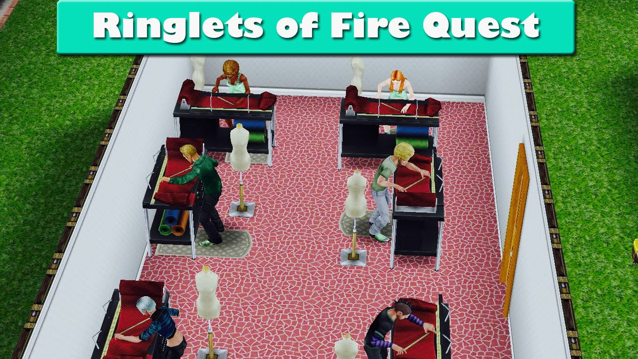 The sims freeplay long hairstyle - The Sims Freeplay Long Hairstyle 41
