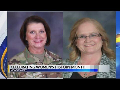 Celebrating women's history month – Alabama Alerts