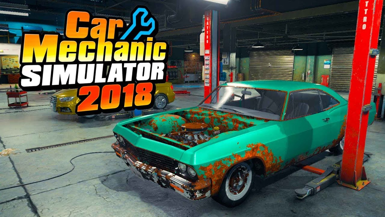 Car mechanic simulator 2018 skip tutorial