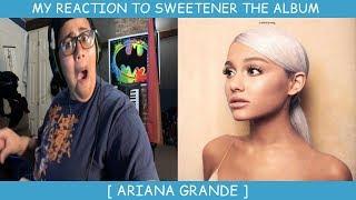 Sweetener Ariana Grande Lyrics