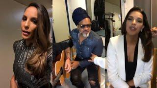 Baixar Ivete Sangalo Canta Com Carlinhos Brown e Mariana Rios   Bastidores do The Voice Brasil 18/09/2018