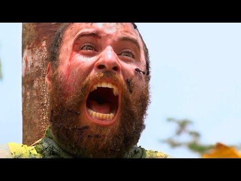 几分钟看美国恐怖片《绿色地狱》一种酷刑,被惩罚者全身爬满食人蚁,隔着屏幕都看的浑身哆嗦