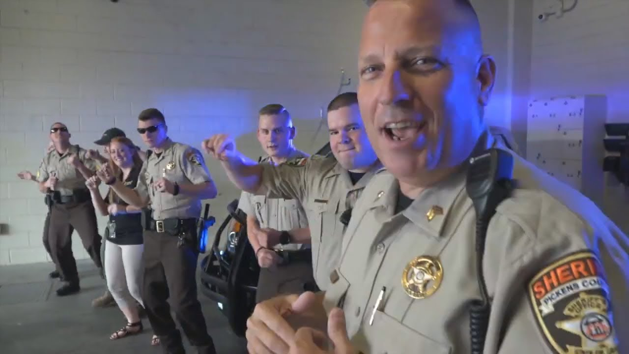 Georgia sheriff's office Lip Sync video goes viral with important message