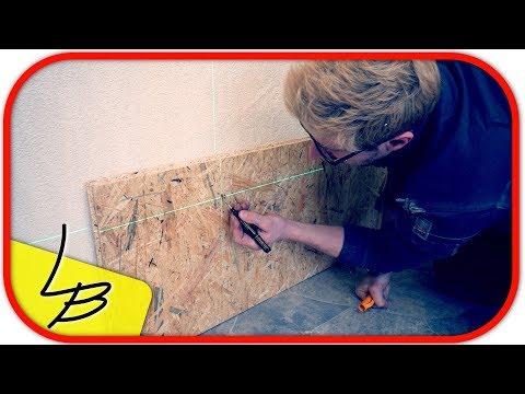 #2 Wände mit OSB Verkleiden |Studio bauen