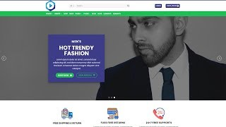 How To Create An eCommerce Website With WordPress, Flatsome Theme and WooCommerce Plugin 2019-2020