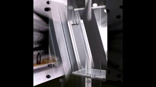 видео Душевые двери CEZARES