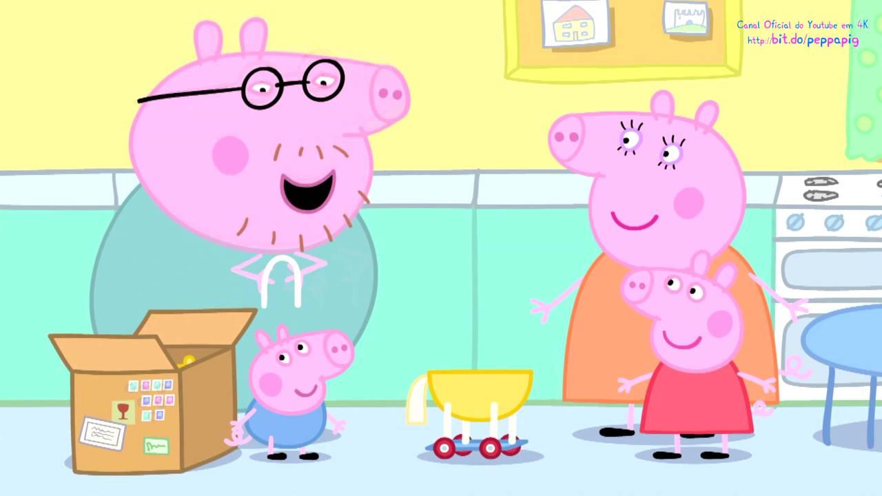 Peppa Pig - Horsey Twinkle Toes (4 episode / 4 season) [HD]