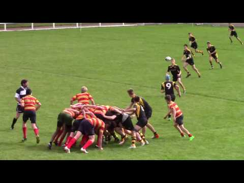 U16 - West of Scotland vs Currie