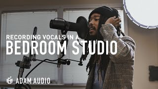 Recording Vocals in a Bedroom Studio | ADAM Audio