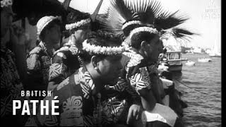 "The ""Bounty"" Returns From Tahiti  (1961)"
