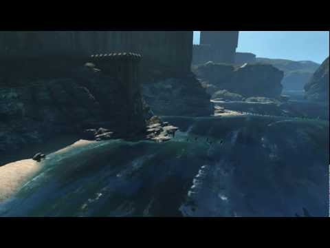 UDK sea defense - water_01