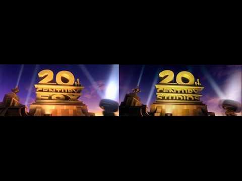 (2) 20th Century Fox And 20th Century Studios Comparison(s) (HD)