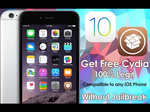 how to install cydia on ios 10.3.1 without a computer *2017* Instant