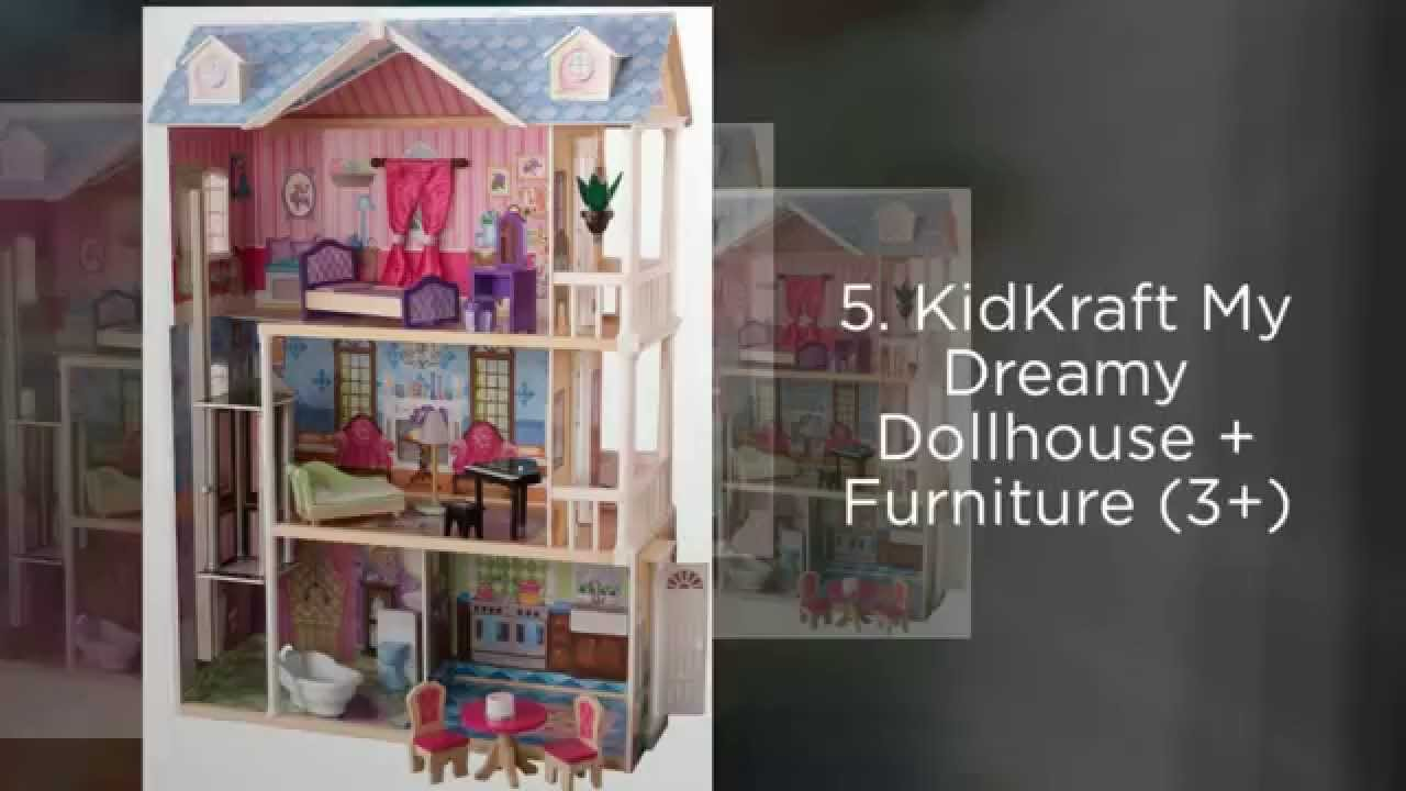 best dollhouses 2014 2015 top 5 list of toy dollhouses for kids youtube. Black Bedroom Furniture Sets. Home Design Ideas